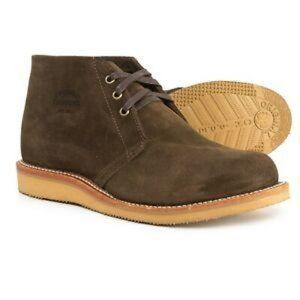 Chippewa Milford Chukka men Boots NEW